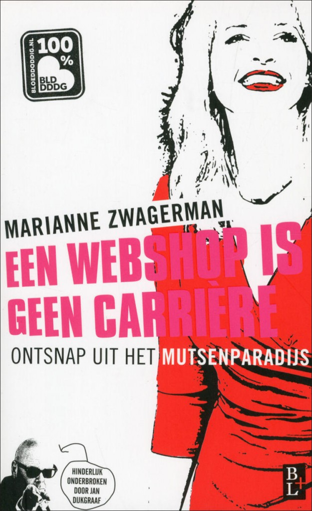 Een webshop is geen carriere, Marianne Zwagerman, MamaMarketing