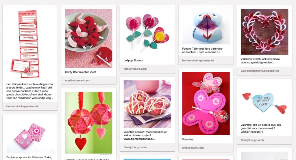 pinterest valentijn printbaar knipvel tip homemade happiness