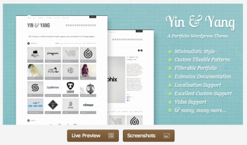 wordpress theme themeforest webwinkel blog tips