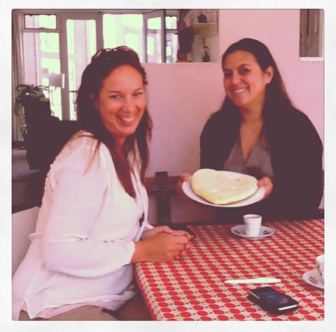MamaMarketing Dana Taberima en Laura van den Brink
