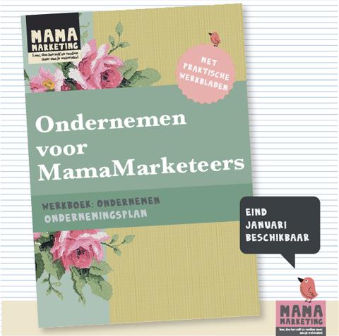 MamaMarketing WErkboek Ondernemen