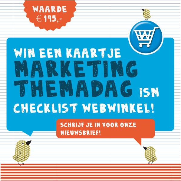 FB update Checklist Webwinkel