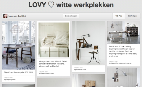 pinterest, webwinkel, marketing, LOVY