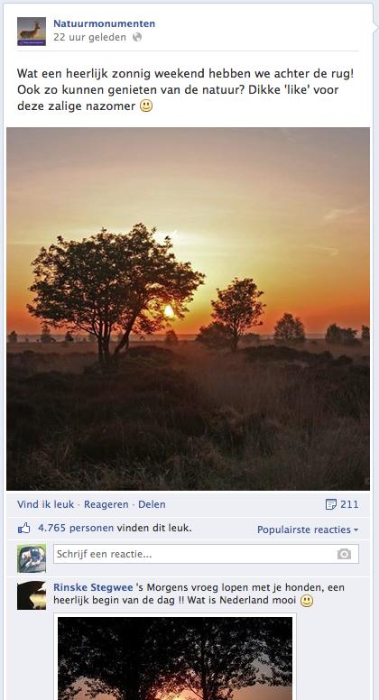 facebook voor je webwinkel op mamamarketing