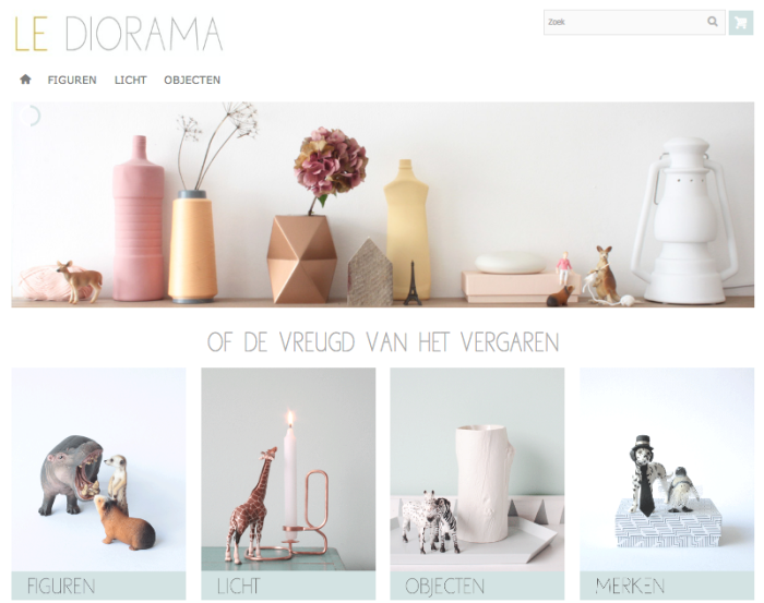le diorama specialist reseller