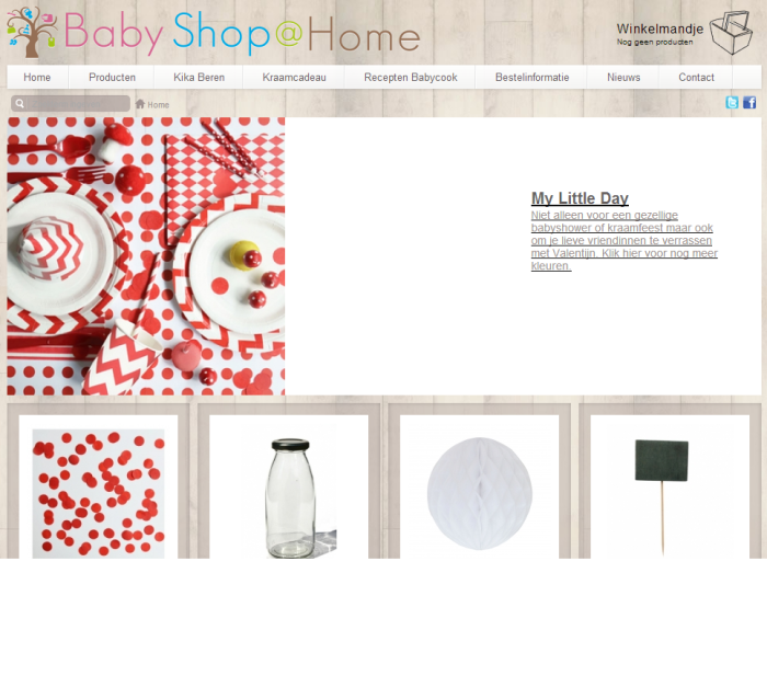 babyshopathome home