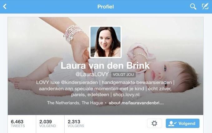 nieuw twitter design ipad