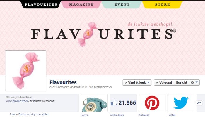 Flavourites FB