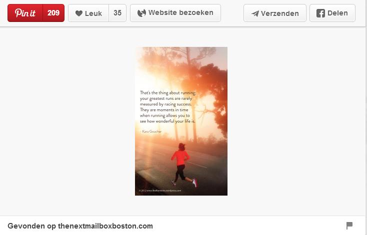 Pin van Suzanne Wartenbergh op Love to run    Pinterest