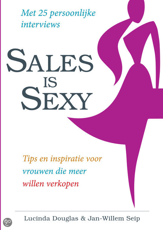Sales is Sexy boek