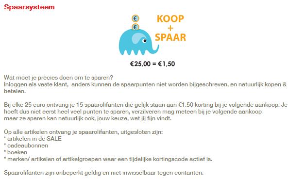 Het spaar-olifantensysteem van PSikhouvanjou.nl