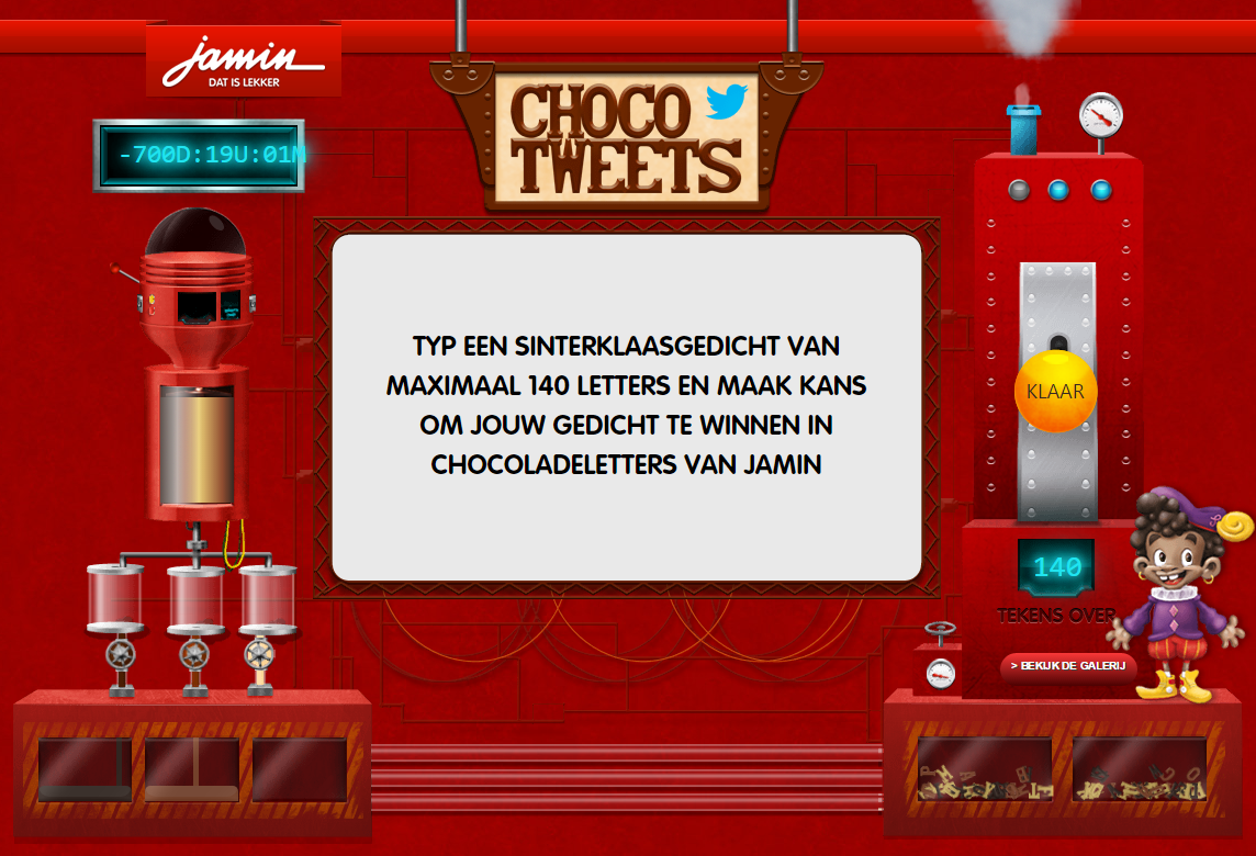 ChocoTweets   Jamin webshop