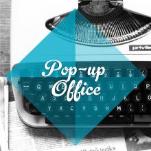 Pop-up office