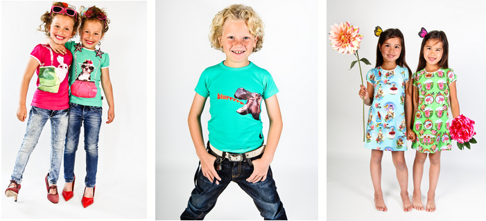 Kinderkleding inkopen voor webwinkel