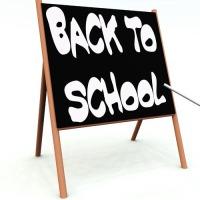 Back to school persplanning