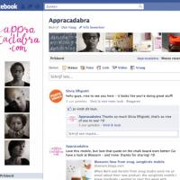 Appracadabra facebook pagina fan page