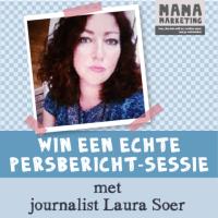winactie persbericht herscrijf tip laura soer voor mamamarketing