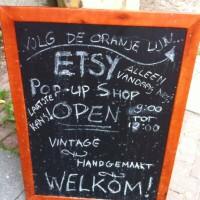 Etsy Pop-up Shop van Ka-ching op Schiermonnikoog
